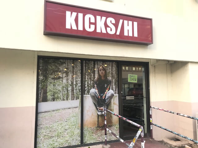 KICKS/HI(キックス・ハワイ)