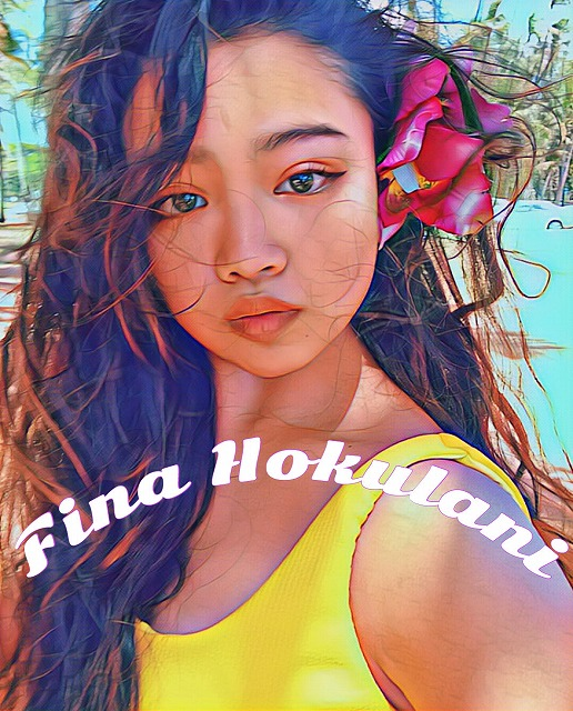 ハワイ美女254_Fina